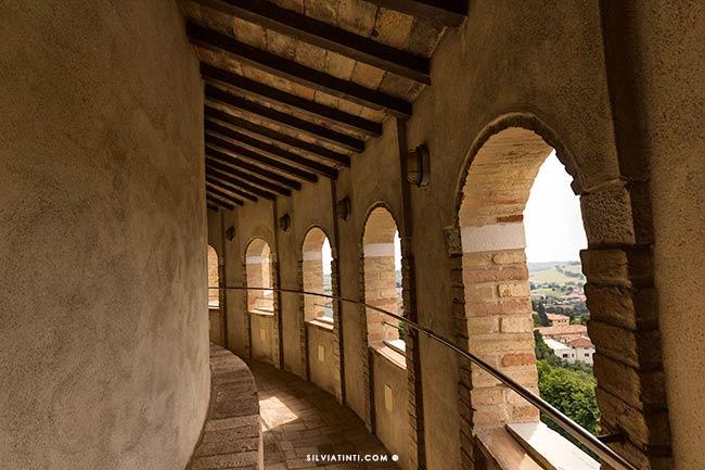 Camminamenti di Ronda della Basilica di Loreto