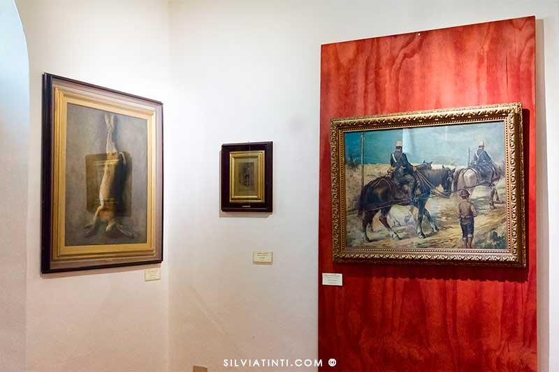 Giovanni Fattori - Pinacoteca A.Moroni