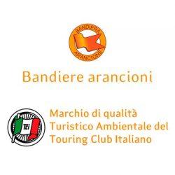 Montecassiano-Bandiere Arancioni del Touring Club