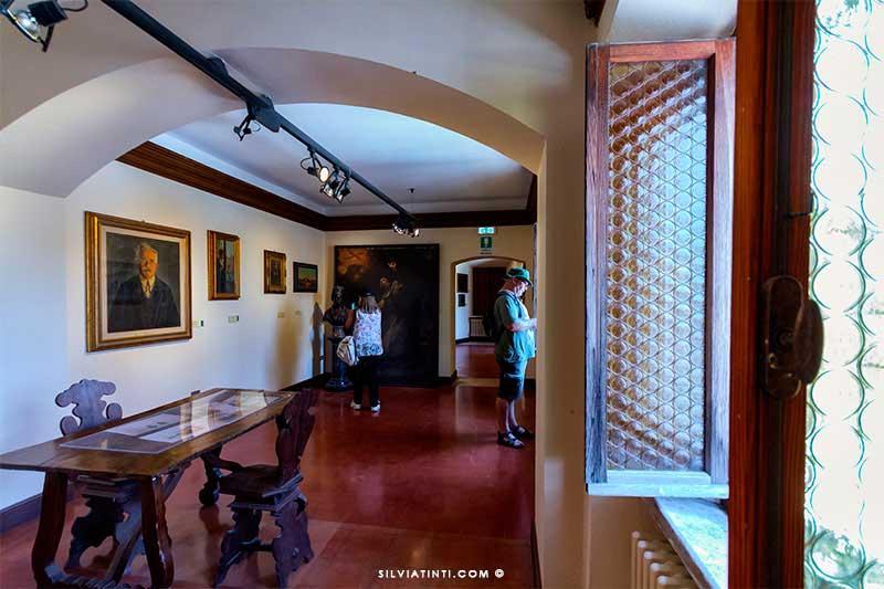 Sala Pinacoteca A.Moroni
